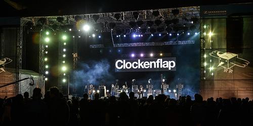 Música | Kaiser Chiefs no último lote de bandas a entrar no cartaz do Clockenflap