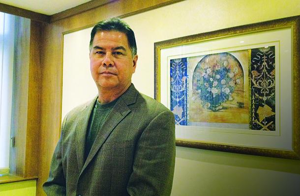 Roy Eric Xavier, académico macaense
