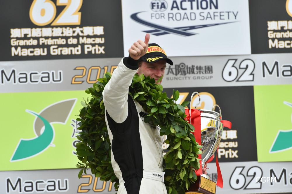 Taça do Mundo GT – FIA | Maro Engel faz a festa. Mortara, penalizado, perde segundo lugar