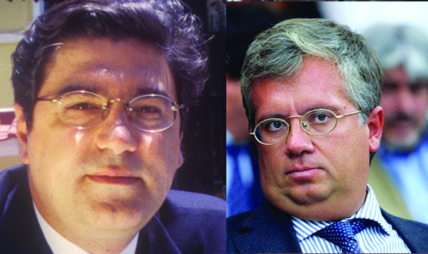 Eduardo Cabrita e Jorge Oliveira no Governo de António Costa