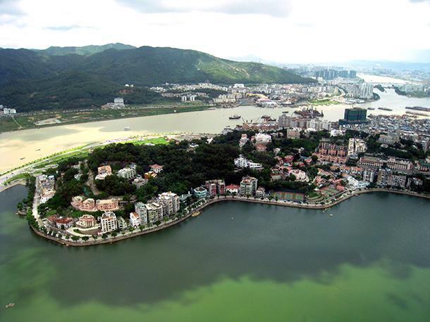 Águas marítimas   Macau vai ter mais de 80 novos quilómetros quadrados