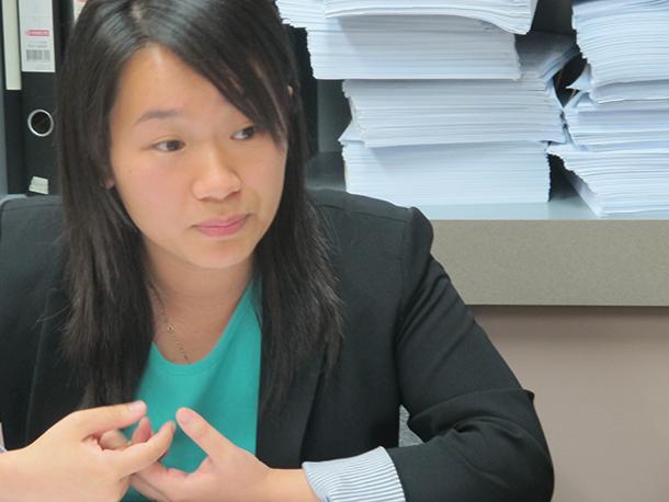 Deputada defende igualdade de género como assunto prioritário