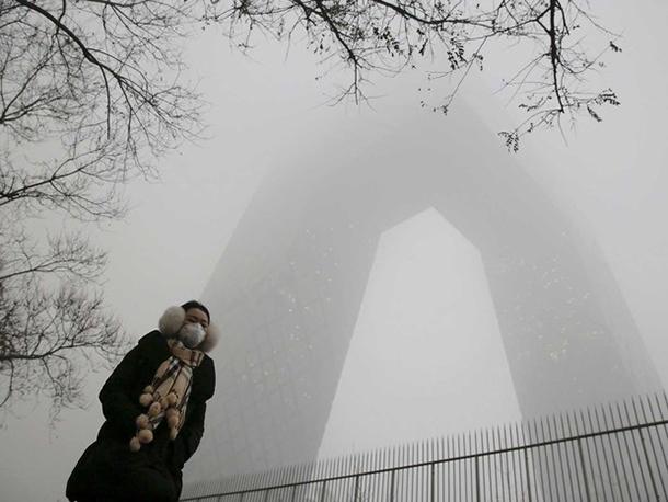 Poluição | UNICEF congratula-se com esforços feitos pela China