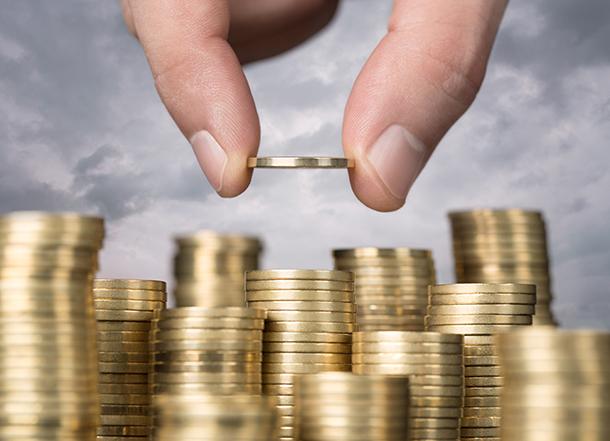 Dinheiro | Receitas públicas subiram 14,2 por cento