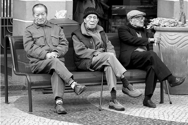 Proporção da população idosa aumenta mais de 1 por cento em 2020