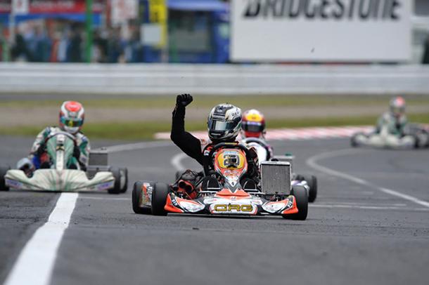 Yohan Sousa estreia-se no Grande Prémio Internacional de Karting