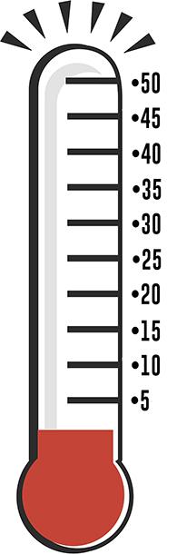 Meteorologia   Temperatura de ontem foi a mais baixa desde 1949