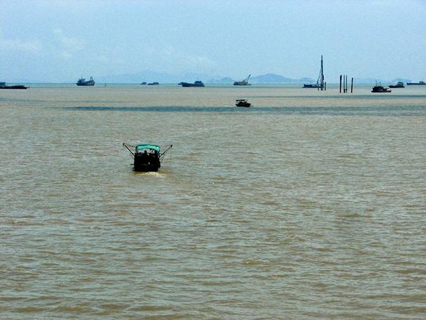 DSPA   Qualidade de águas costeiras piorou