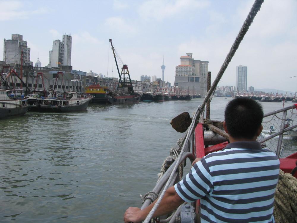 Pesca | Governo deu 79 milhões de patacas em apoios desde 2007
