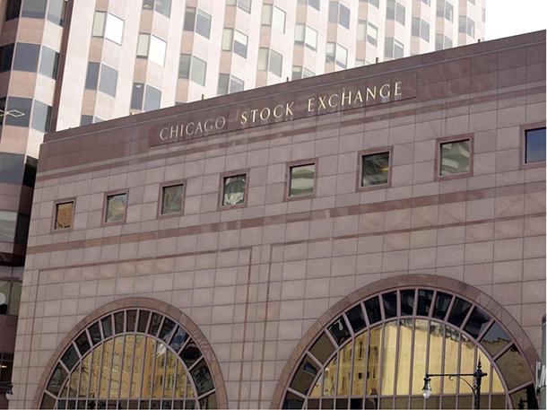 Bolsa de Chicago comprada por grupo chinês