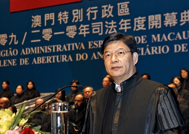 Mandatários de Ho Chio Meng não tiveram confiança do processo