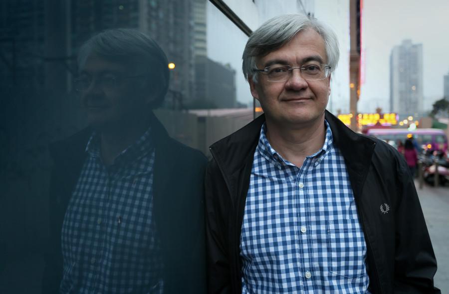 Jorge Sales Marques, presidente da Associação de Médicos de Língua Portuguesa