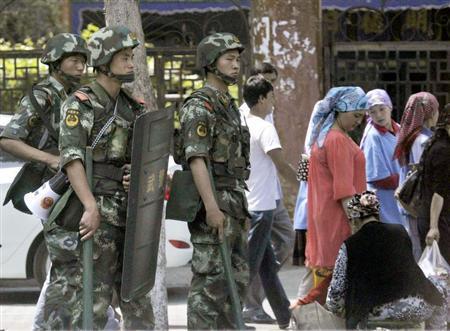 HRW | China usa lei anti-terrorismo como instrumento político