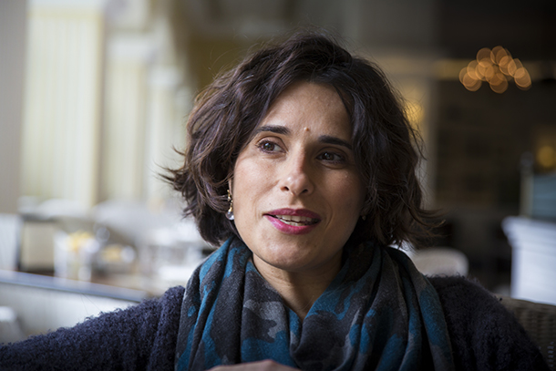 """Cristina Branco, fadista : """"O Fado só pode ser cantado na Língua Portuguesa"""""""