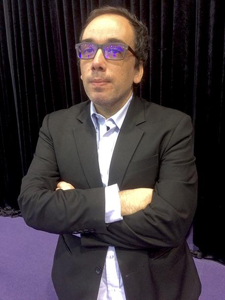 """Gonçalo Ferreira, colorista: """"Trabalhar com Johnny To seria um sonho"""""""