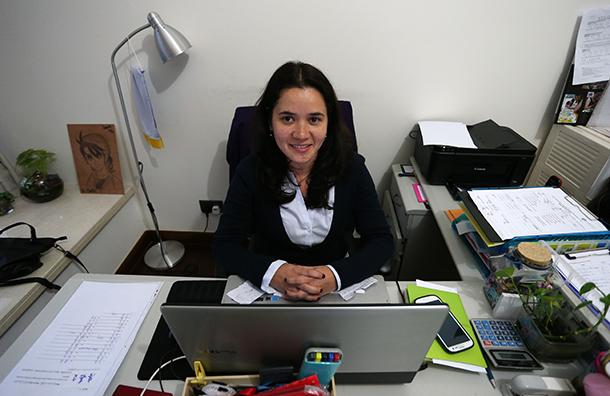 """Marta Bucho, Coordenadora do Centro Feminino da ARTM: """"Mulheres escondem até ao limite"""""""