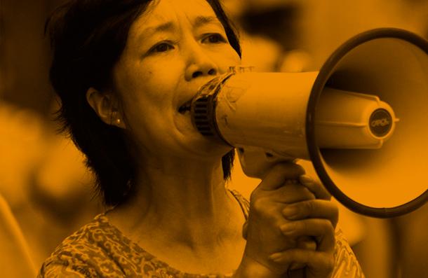 1º Maio | Protesto testa capacidade da Forefront of Macau Gaming