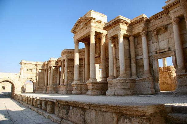 Palmyra libertada