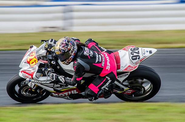 Patrícia Fernandez quer correr no GP Macau Motos