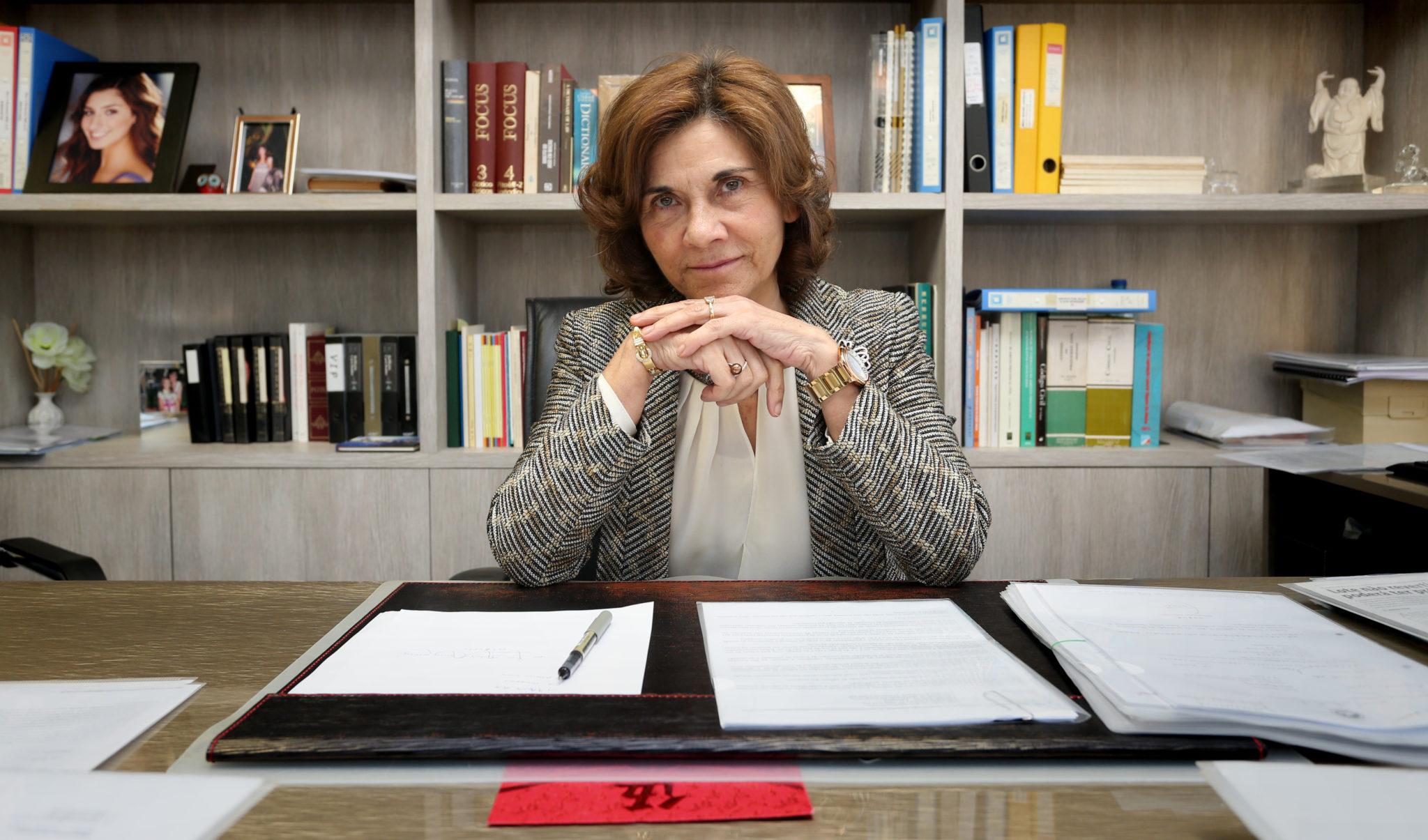 """Manuela António, advogada: """"Há indícios sérios de falta de independência da justiça"""""""