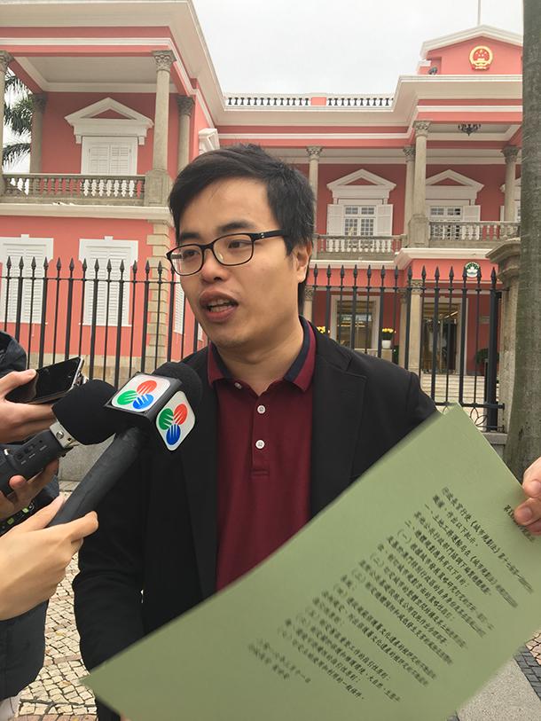 Caso Jinan | Criticada investigação feita a Scott Chiang