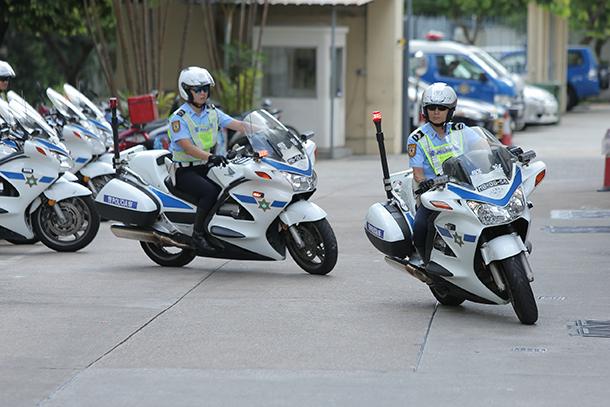 Forças de segurança | Novo Macau pede compensação de feriados