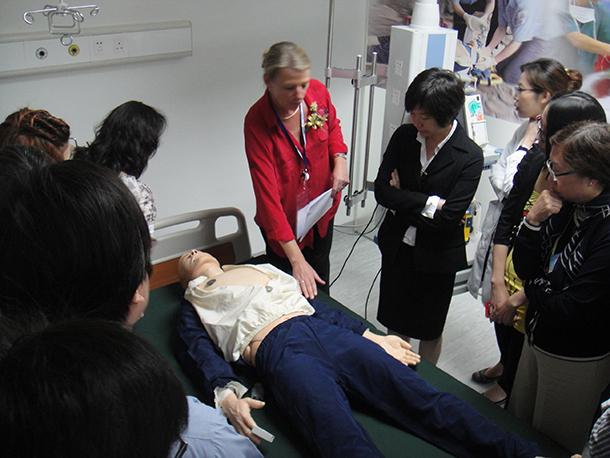 Macau quer destacar profissionais da saúde para Timor-Leste
