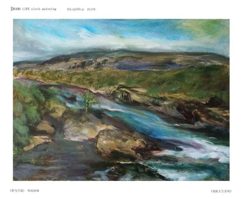 Casa Garden | Exposição de pintura a óleo inaugura na terça-feira
