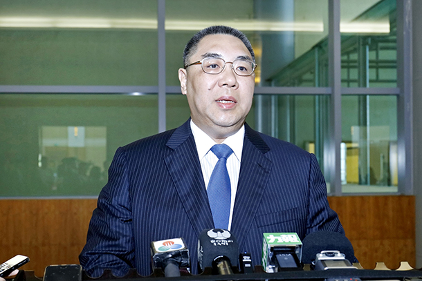 Águas marítimas   Macau terá planeamento para os próximos 20 anos