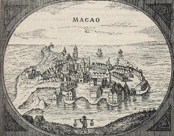 Declínio do porto de Macau