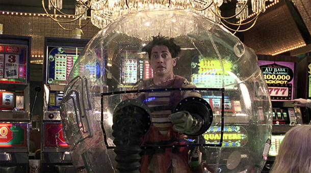 Estou na bolha