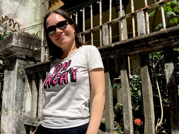 """Hallonia Lai: """"Ninguém gosta deste Macau de agora"""""""