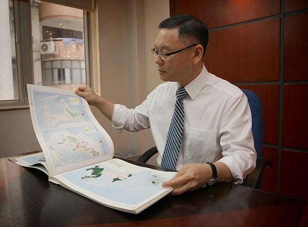 Hospital das Ilhas | Empresa de Chui Sai Peng na fiscalização do projecto