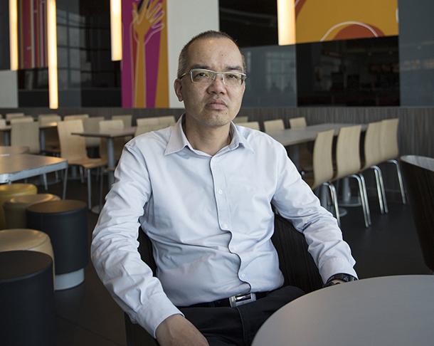 """Samuel K.C. Tong sobre turismo: """"Preocupação é com o rendimento, não com número de turistas"""""""