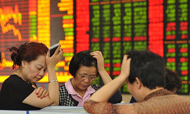Dívida da China é mais do dobro do PIB