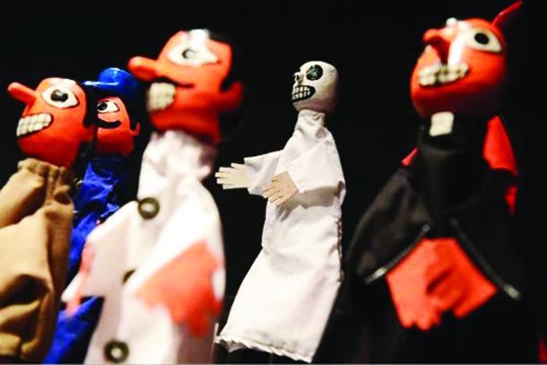 Marionetas esperam e desesperam por museu em Macau