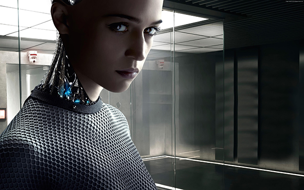 Nós, as máquinas