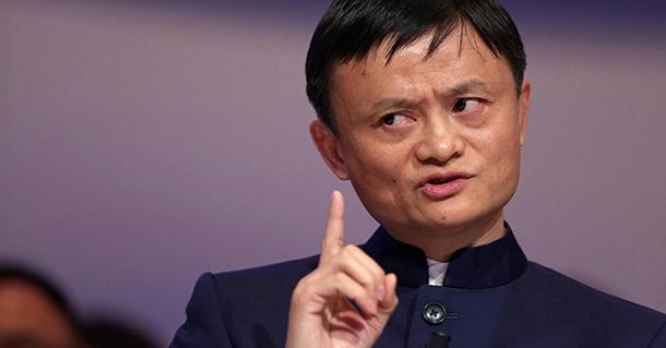 Fundador do Alibaba aposta na recolha de dados
