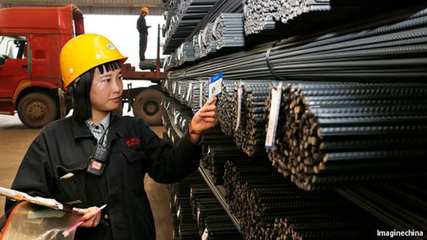 Pequim garante redução da produção de aço