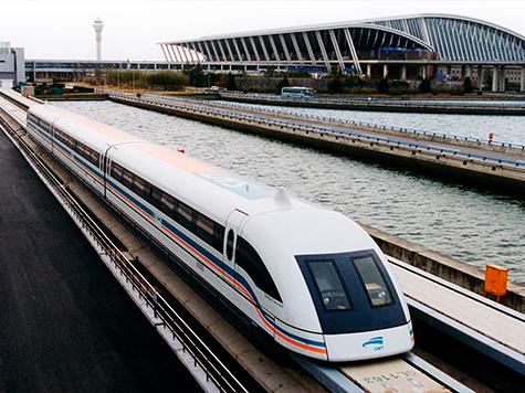 Grande Baía | Comboio subterrâneo rápido até Guangzhou