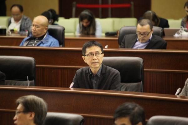 Capitais públicos | Mak Soi Kun questiona investimentos na Macau Investimento e Desenvolvimento