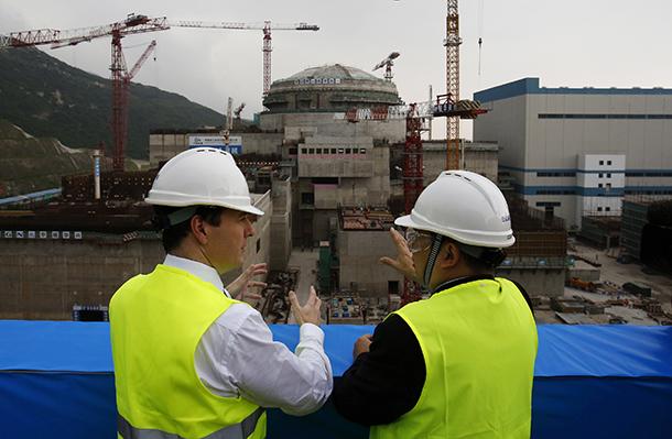 China disposta a partilhar tecnologia nuclear