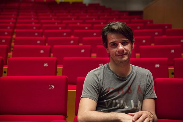 """Nuno Gonçalves, dos The Gift: """"Queremos sempre o espectáculo como se fosse o último"""""""