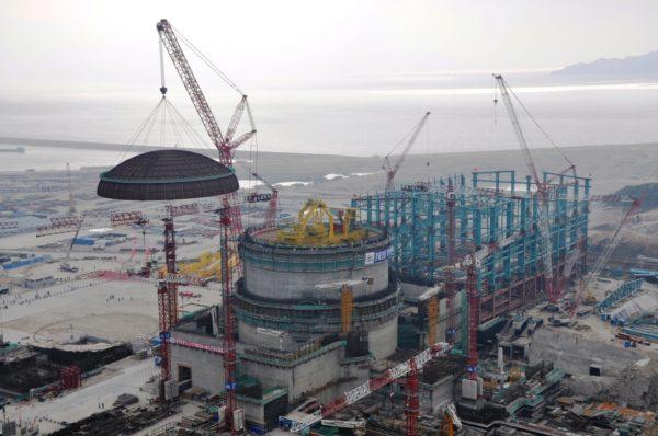 Central Nuclear de Taishan   Governo garante estar preparado para acidentes