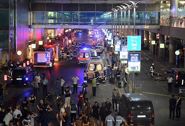 Turquia | Quase meia centena de mortos em atentado terrorista