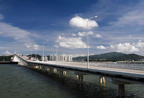 Projecto preliminar da quarta ponte custa mais de 70 milhões