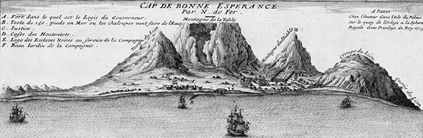 Do Atlântico Fenício ao Cabo das Tormentas