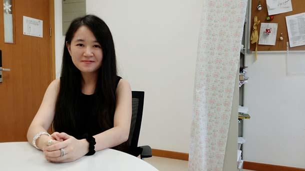 """Vitória Fong, aluna de português: """"Primeira impressão que tive da língua foi muito boa"""""""