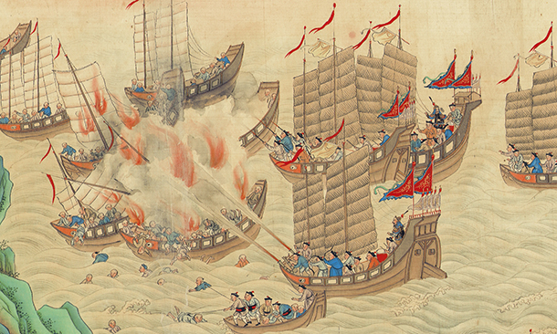 A população do mar e navegações | Piratas versus corsários