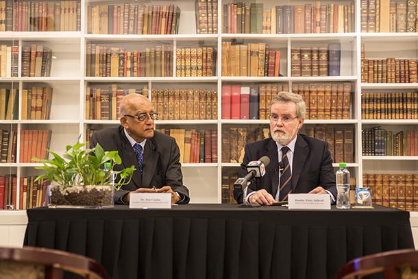 Acordo | USJ e FRC lançam mestrados e doutoramentos duplamente reconhecidos